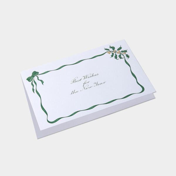 Carte de vœux, Benneton Graveur