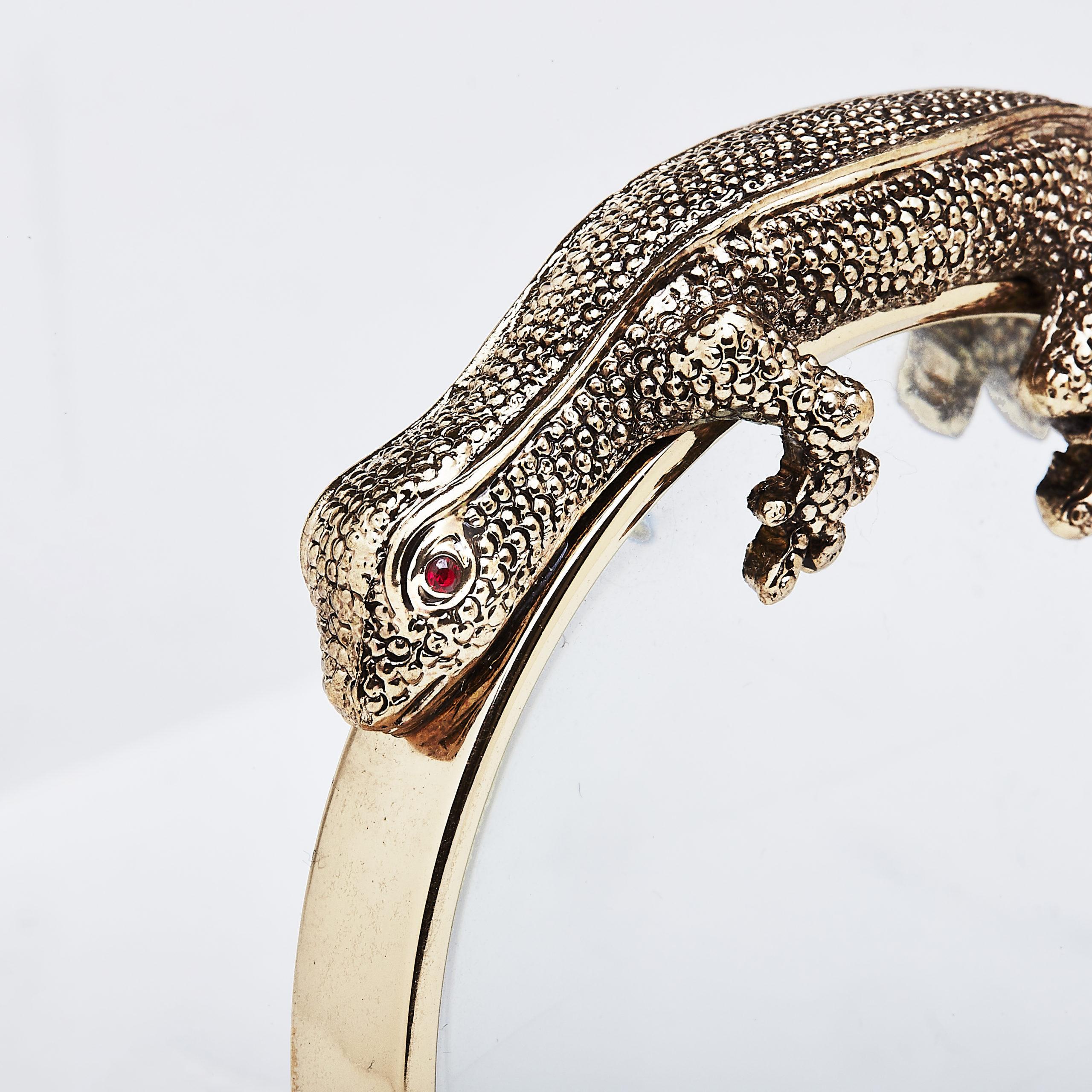 Loupe de bureau salamandre, BENNETON GRAVEUR